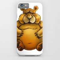 iPhone & iPod Case featuring Beary sorry. by GONTERMAN