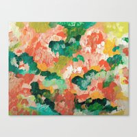Abstract 83 Canvas Print