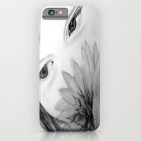 iPhone & iPod Case featuring Beautiful Girl by Kr_design