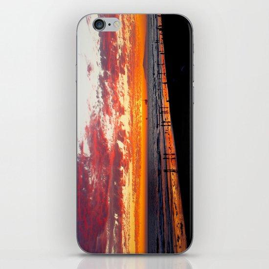 Sunset @ Dog Beach  ( 9/7/13 ) iPhone & iPod Skin