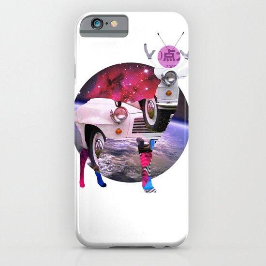DeerSpaceInvasion 3 iPhone & iPod Case