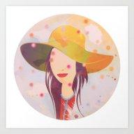 Picture Disc Art Print