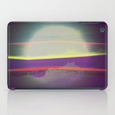 Signs in the Sky Collection - Falling Moon iPad Case