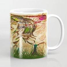wind girl Mug
