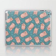 Pattern Project #52 / Piglets Laptop & iPad Skin