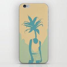 Woman Nature 3 iPhone & iPod Skin