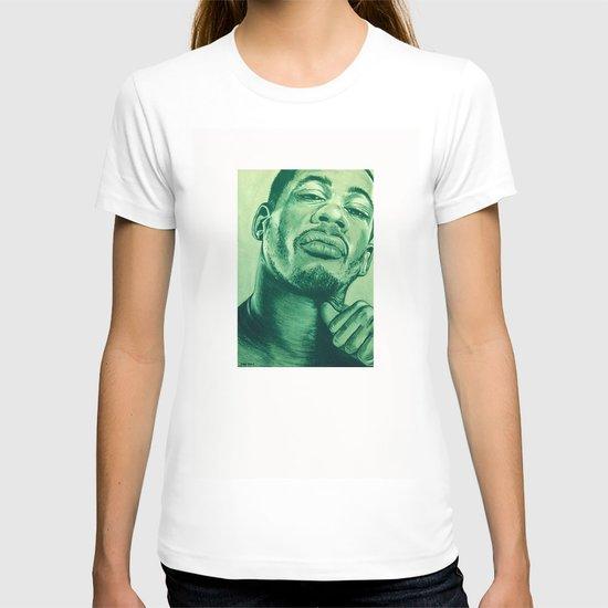didier morville alternative green! T-shirt