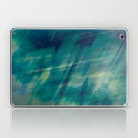 Submerge Aqua Laptop & iPad Skin