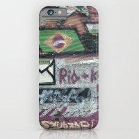 Rio Graffiti  iPhone 6 Slim Case