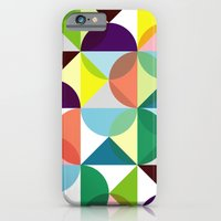 Geometry for Modern Houses (2010) iPhone 6 Slim Case