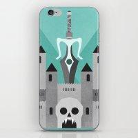 Castle Grayskull iPhone & iPod Skin