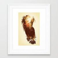 Polish Girl Framed Art Print