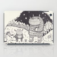 gruffalo iPad Case