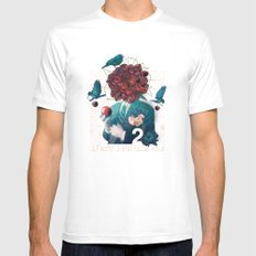 fructum caput Mens Fitted Tee SMALL White