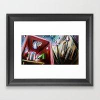 Perspective Framed Art Print