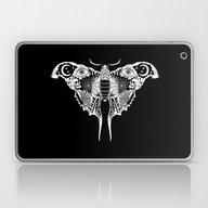 Death Moth Laptop & iPad Skin