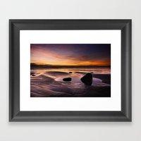 Tranquil Morning Framed Art Print