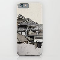 iPhone & iPod Case featuring Vintage Gion by Philipp Zurmöhle