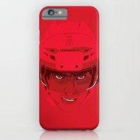 iPhone & iPod Case featuring Ovechkin Superhero by Firefish