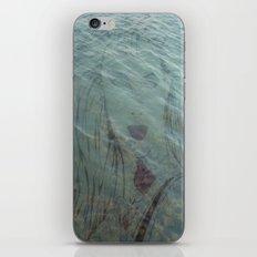 Lake Lady // Double Exposed iPhone & iPod Skin