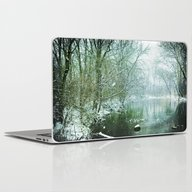 A Still Moment Laptop & iPad Skin