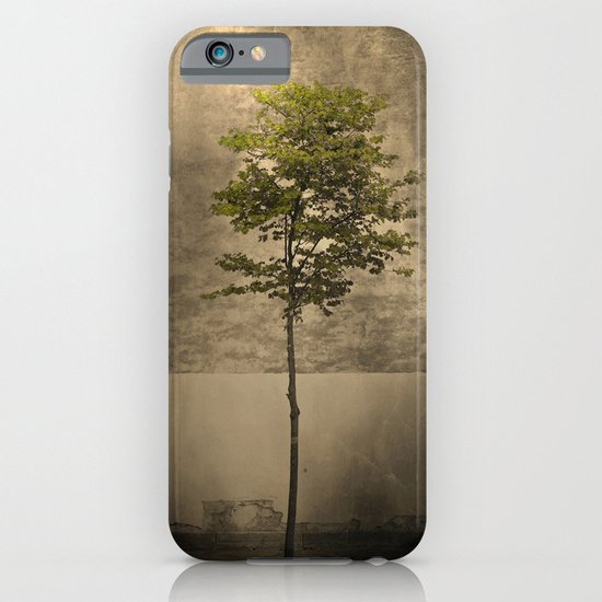 Once Upon a Tree iPhone & iPod Case
