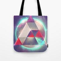4try Tote Bag