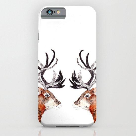 Reindeer  iPhone & iPod Case