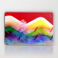 Ocean-Race  No11 Laptop & iPad Skin