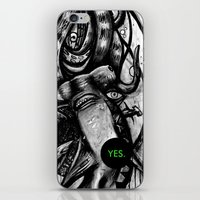 PYL 2 iPhone & iPod Skin