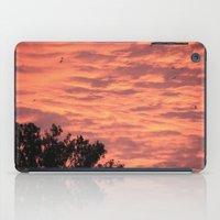 Burning Sunrise iPad Case