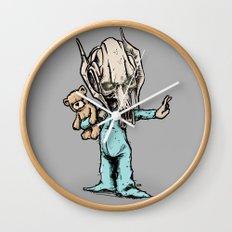 General Onesie Wall Clock