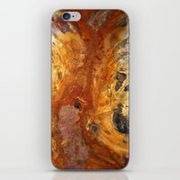 Red Cyclones iPhone & iPod Skin