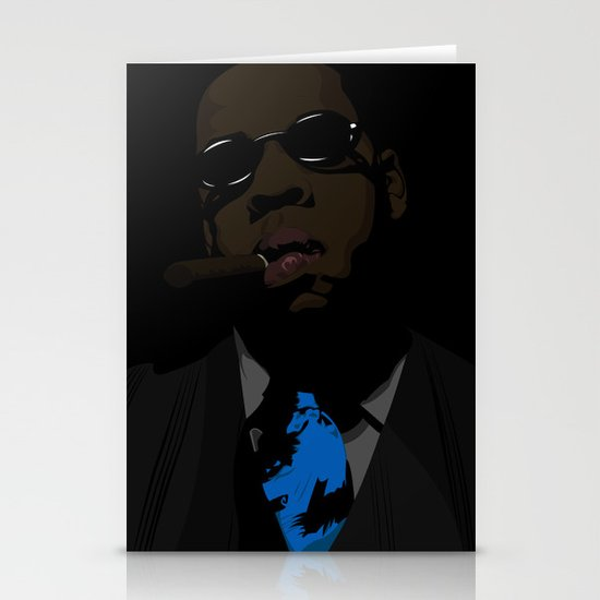 Jay-Z  Stationery Card