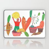 Vegetables Party. Laptop & iPad Skin