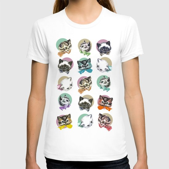 Cats & Bowties T-shirt