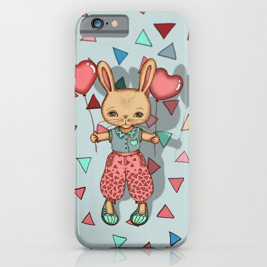 SomeBunny Loves You iPhone & iPod Case