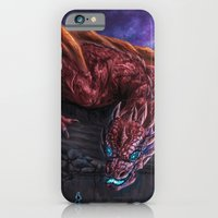 Red Wyvern iPhone 6 Slim Case