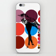 poster heroine  iPhone & iPod Skin