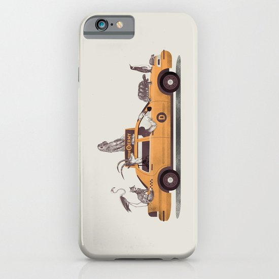 1-800-TAXIDERMY iPhone & iPod Case