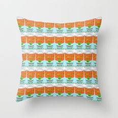 Warhol Throw Pillow