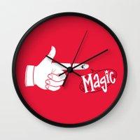 The Trick Wall Clock