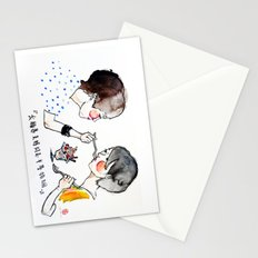I support same-sex marriage Stationery Cards