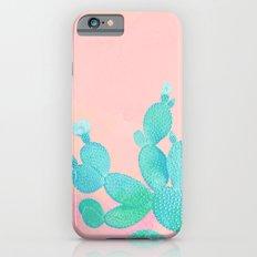 Pastel Cactus iPhone 6 Slim Case