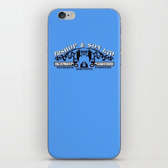 Bishop & Son Ltd iPhone & iPod Skin