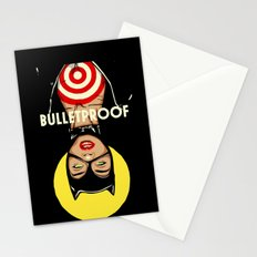 Bulletproof Stationery Cards