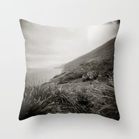 { the earth we walk on } Throw Pillow