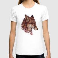 cherry blossom T-shirts featuring Cherry Blossom by Johanna Tarkela