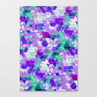 Tile Canvas Print