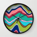 Ignite our Sky Wall Clock